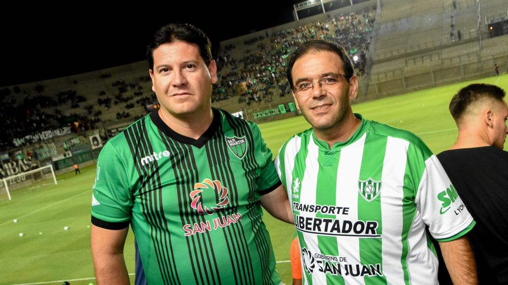 San Martín versus Sportivo