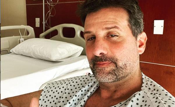 José María Listorti habló desde la clínica:  Tuvieron que ponerme oxígeno