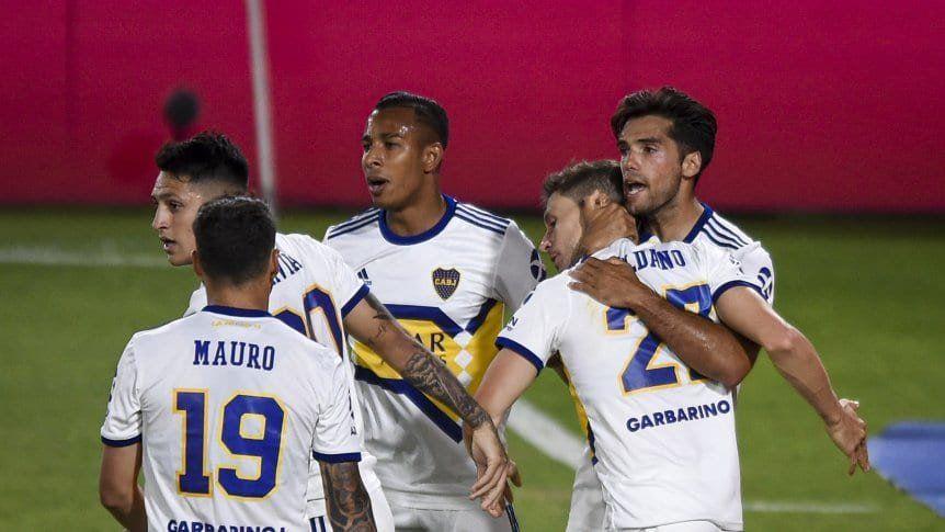Boca se lo dio vuelta a Independiente y le ganó 2-1