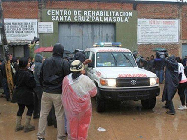 Al menos 38 muertos en un motin de una cárcel boliviana