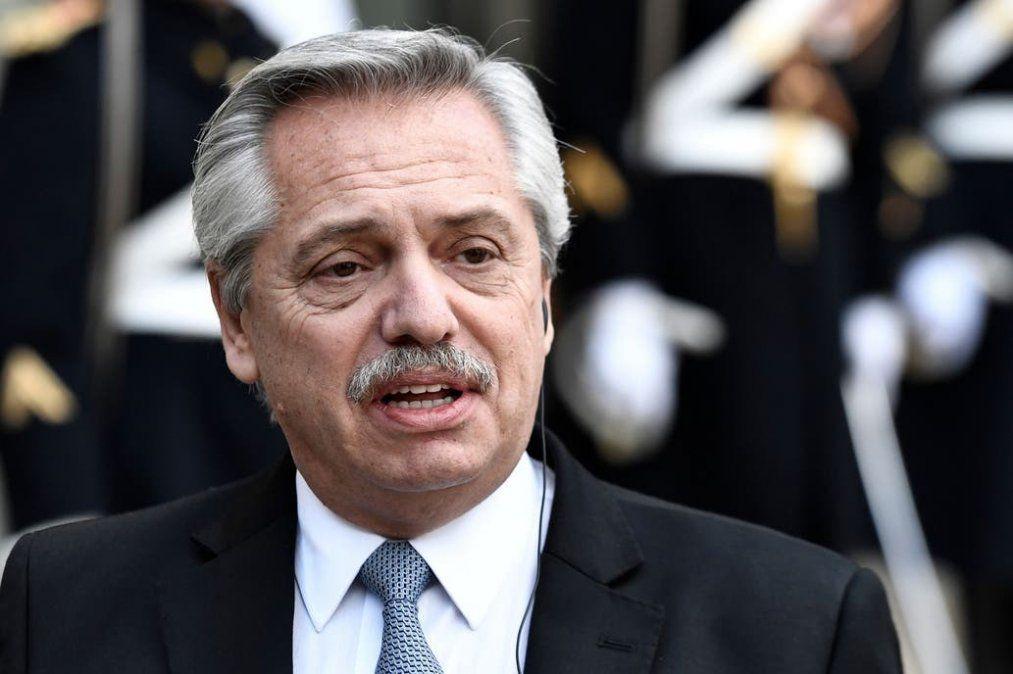 """Fernández envió al Congreso el proyecto para que Caucete sea una """"capital alterna"""""""