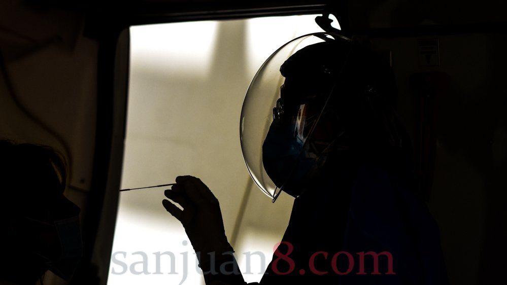 San Juan sumó tres muertes por coronavirus y 178 casos positivos