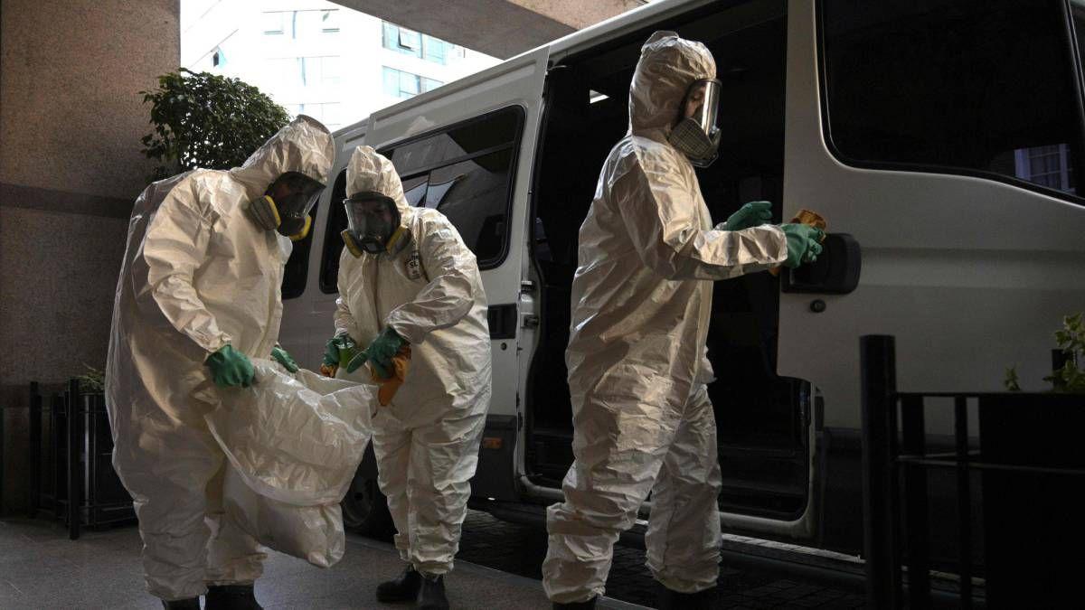 Se reportaron 7.208 nuevos casos de coronavirus en el país