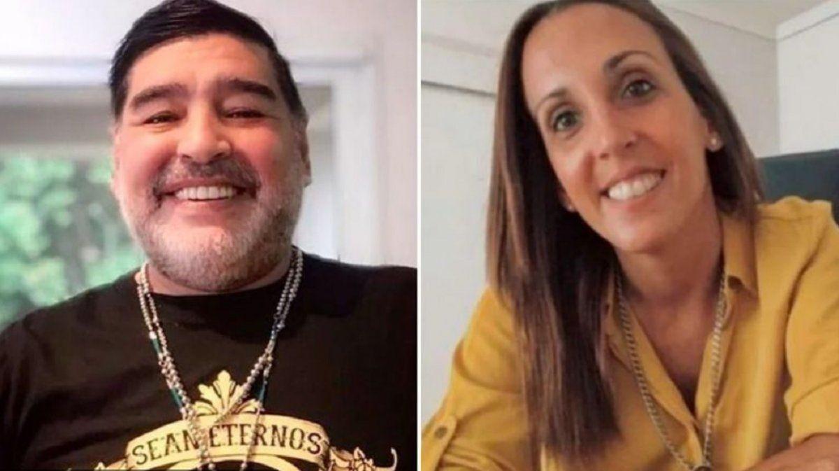 Imputaron a la psiquiatra de Maradona por falsedad ideológica