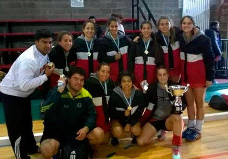 Lomas de Rivadavia se consagró Campeón del hockey pista