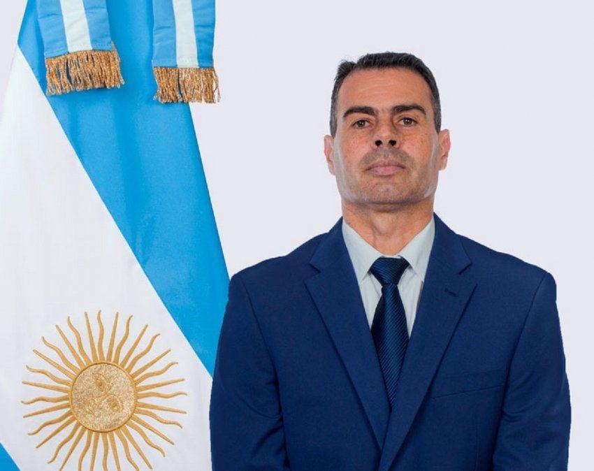 El secretario General de la Gobernación