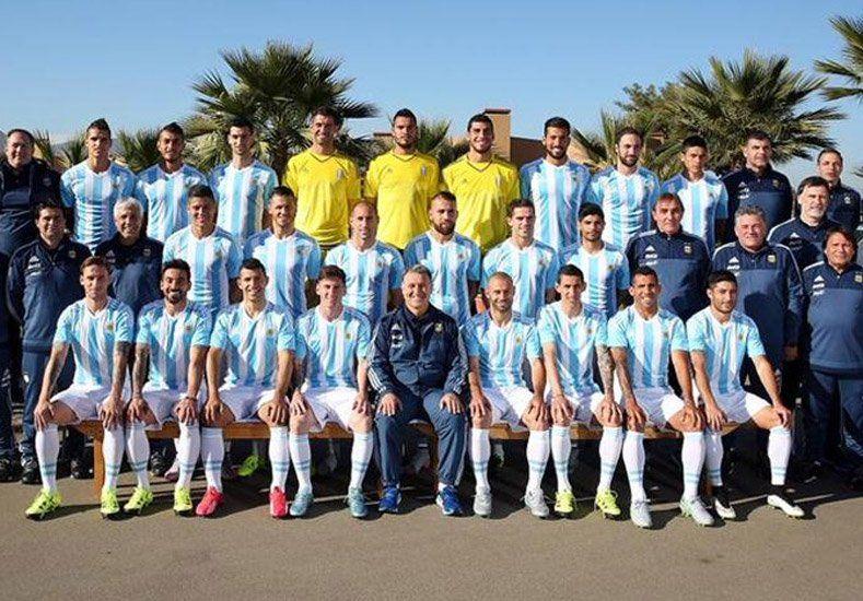 Dura lesión: un jugador de Argentina se fracturó y quedó afuera de la Copa América