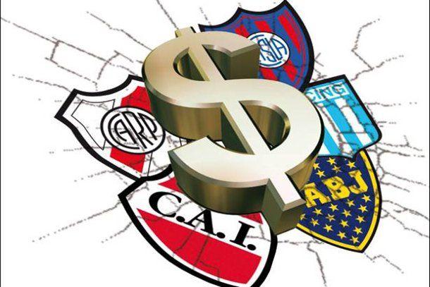 Alarma y deudas en el fútbol argentino