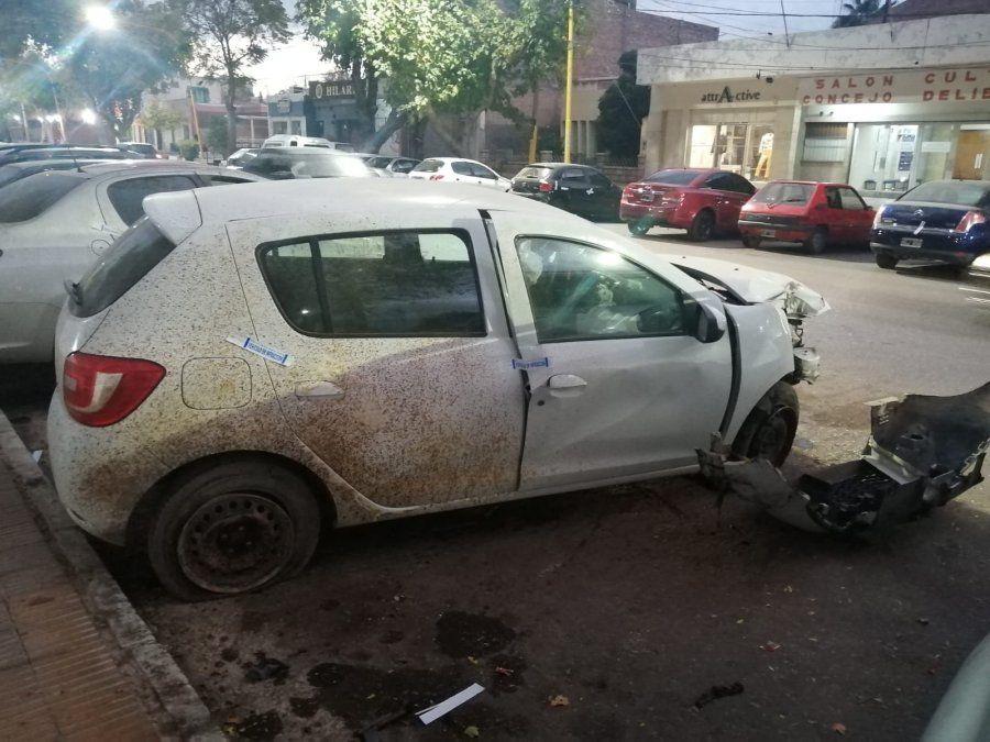 Accidente fatal en Santa Lucía.