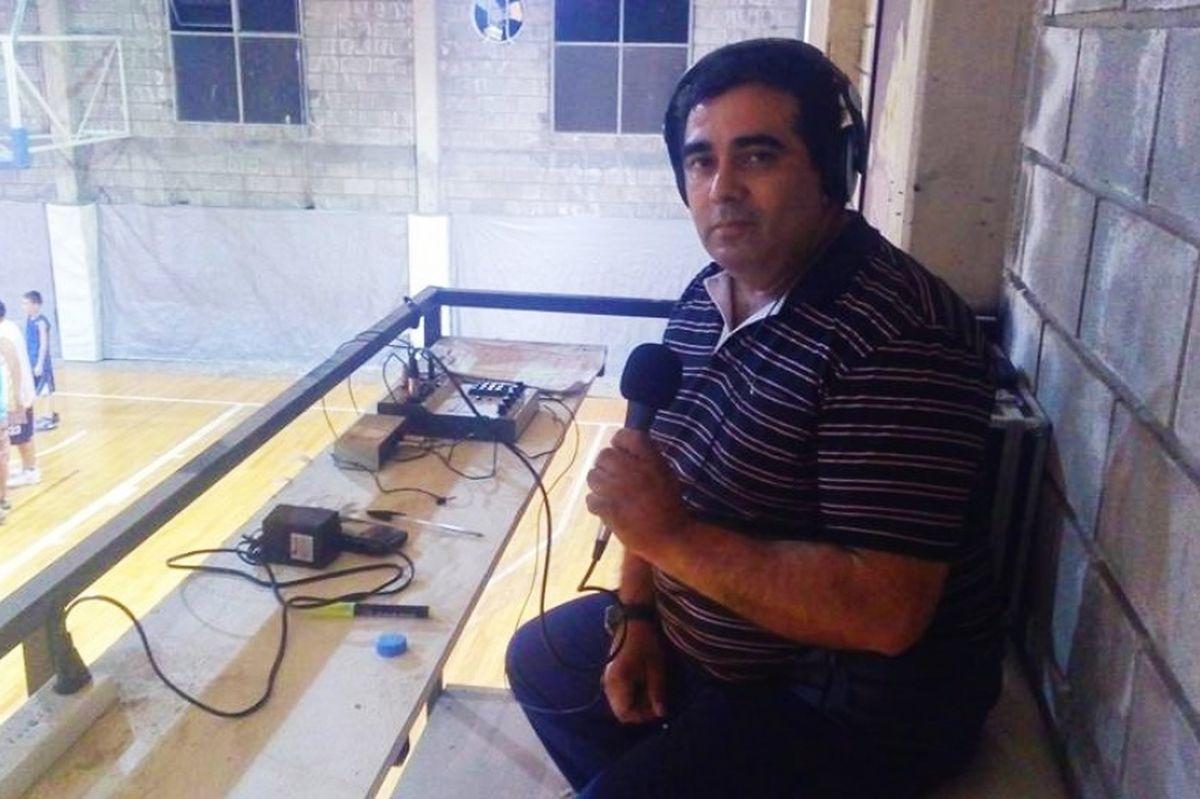 El dolor por la muerte de un locutor jachallero se perpetró en las redes