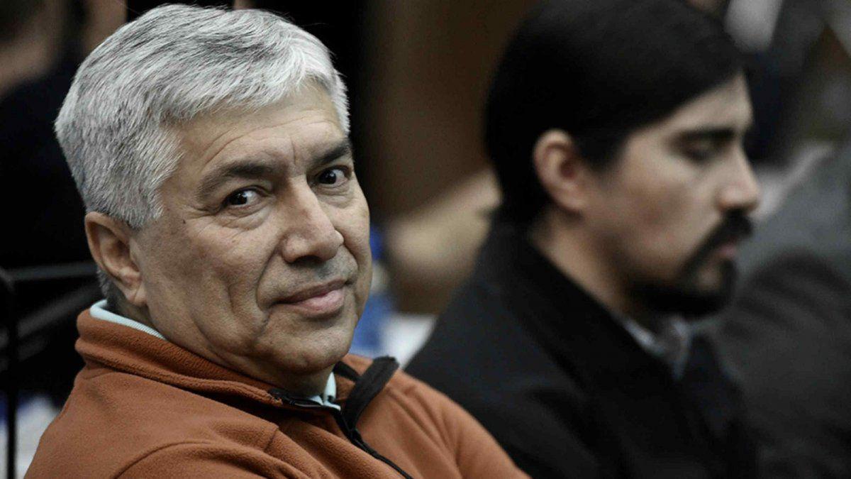 Condenaron a Lázaro Báez a 12 años de cárcel por lavado de dinero