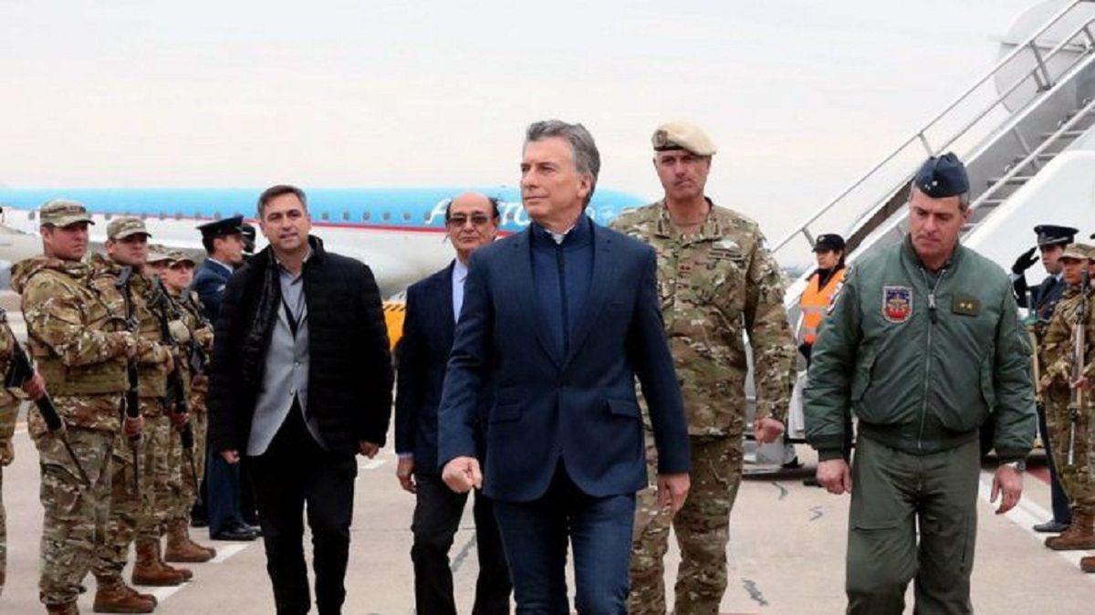 Macri rompió el silencio por la denuncia de Bolivia