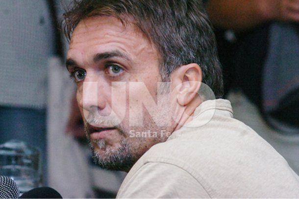 Batistuta renunció a su cargo de manager de Colón