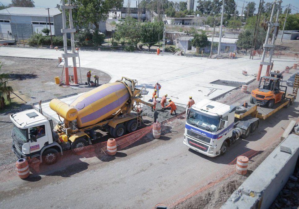 Peligra la continuidad de la obra de la Ruta 40 Norte si no llegan fondos adeudados de Nación