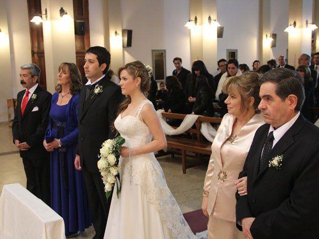 Enlace Fabiana Balmaceda y Francisco Mulet