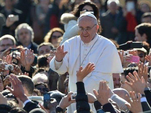 En el día de San Cayetano, Francisco sorprendió con un mensaje a los fieles