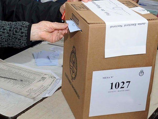 A una semana de las elecciones hay dudas sobre qué se vota