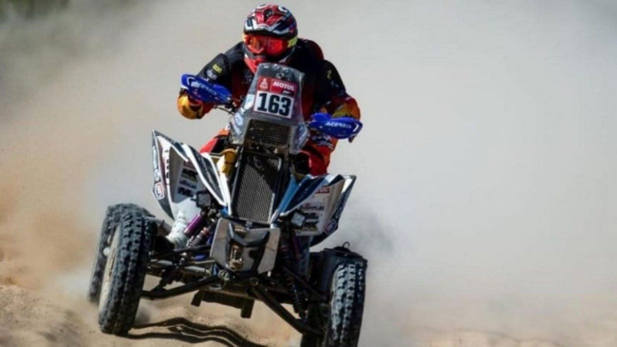 El argentino Pablo Copetti ganó la segunda etapa en el Dakar
