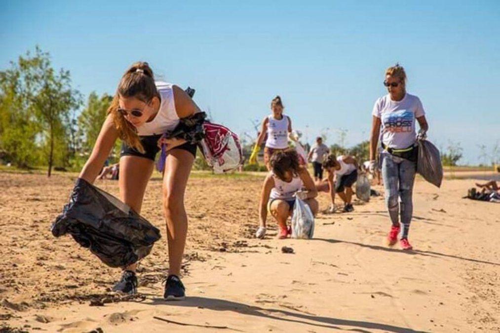 Organizan una competencia denominada deporte limpio