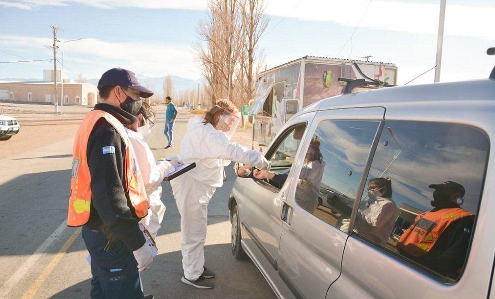 Un poco más de 50 policías tienen coronavirus y 110 se encuentran aislados
