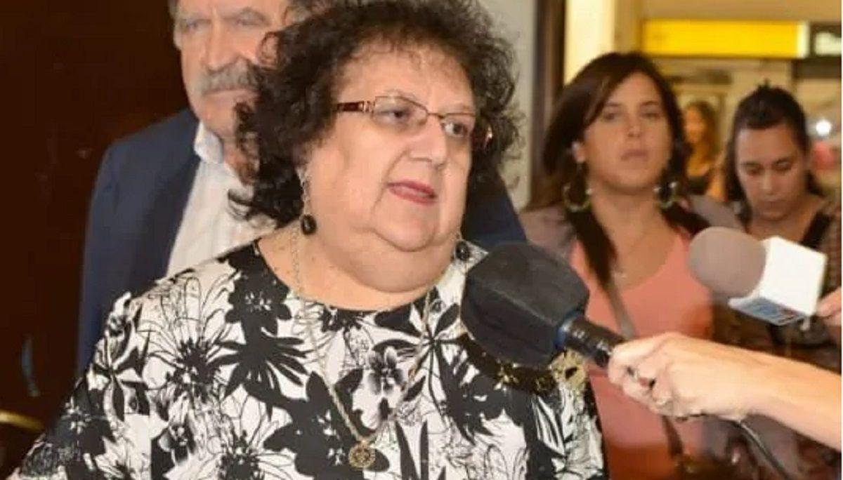 Falleció Rosalba Marún, la exjueza vinculada a la megacausa expropiaciones