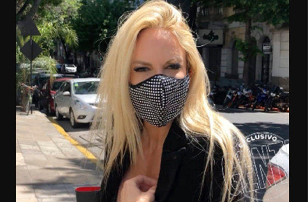 La publicación de la ex de Redrado para gastar a Luciana Salazar