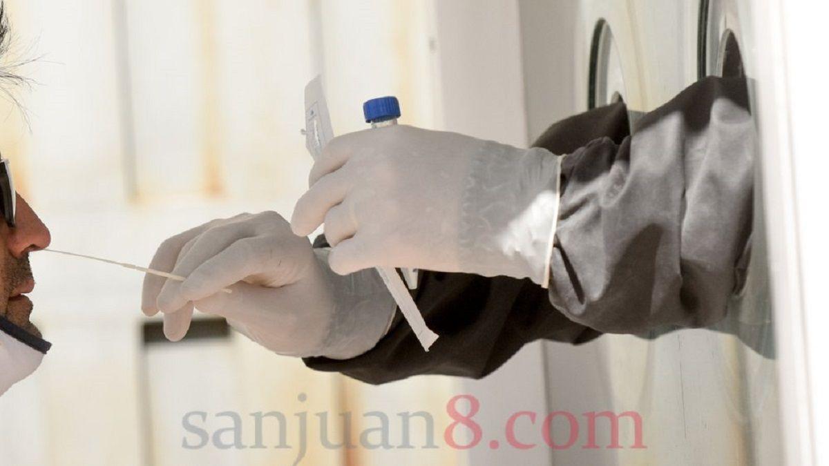 COVID-19: San Juan registró 162 nuevos casos en 24 horas