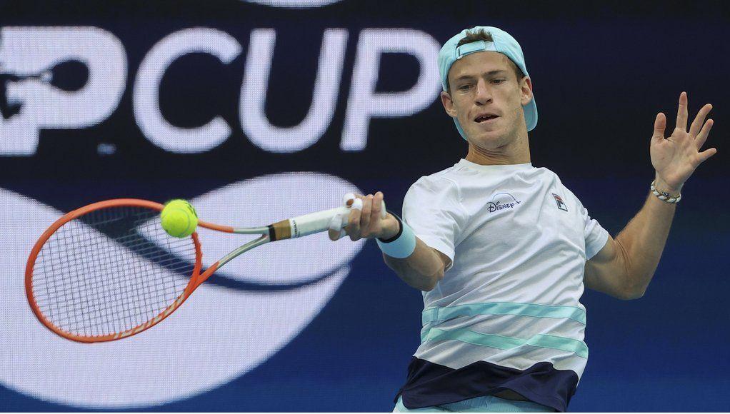 El Peque Schwartzman debuta en el Argentina Open de tenis