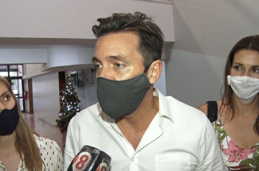 """Cáceres: """"Que la Justicia lleve perdón a quienes lonecesitan"""""""