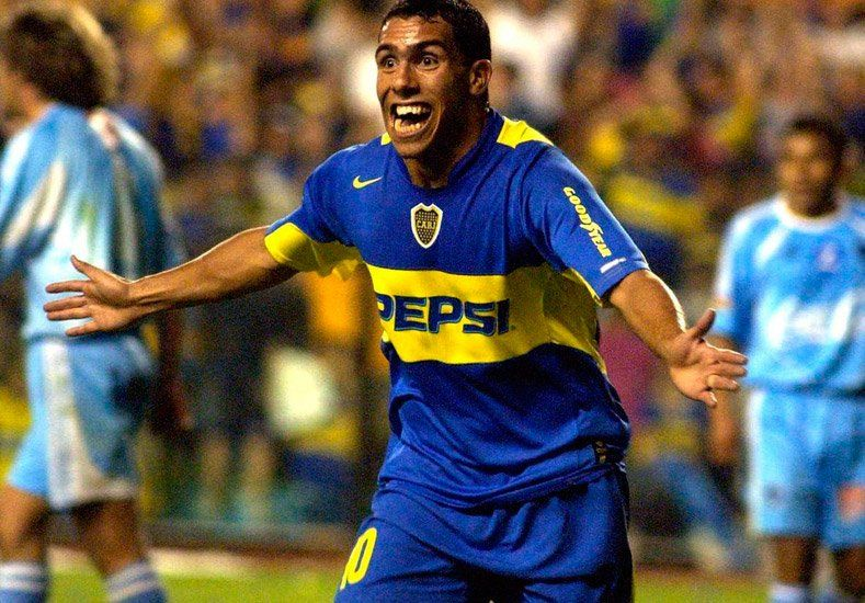 Confirmado: Tevez se pondrá de nuevo la camiseta de Boca
