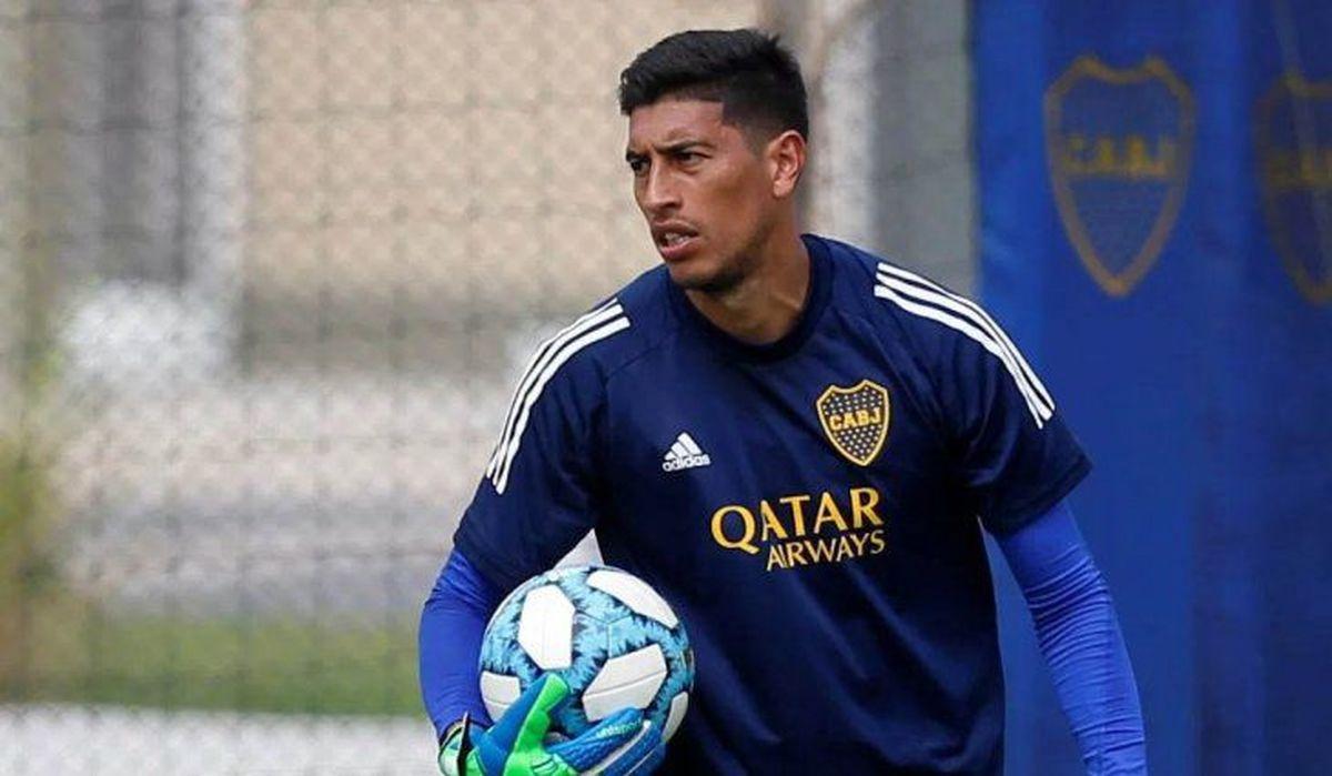 Esteban Andrada se va de Boca