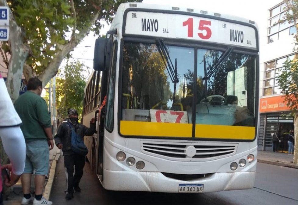 Dictaron conciliación obligatoria y UTA suspende el paro de colectivos