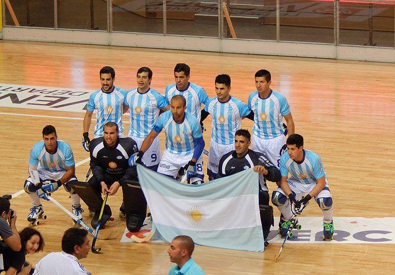 Argentina comenzó con el pie derecho y le ganó a Suiza en su primera cita en el mundial de hockey