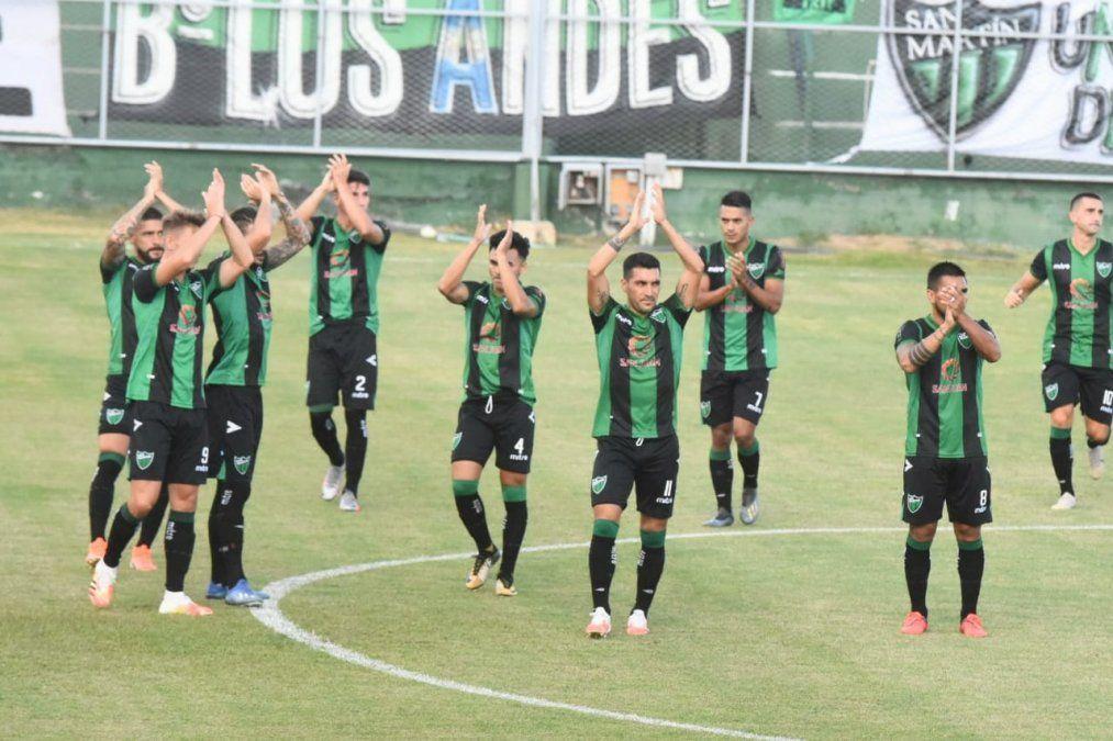 Definieron cuándo jugarán San Martín y Racing por Copa Argentina