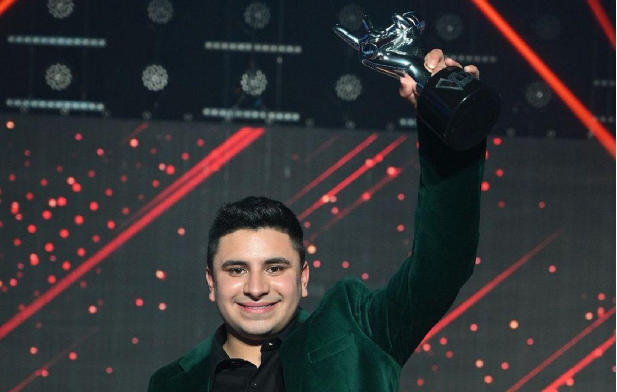 Francisco se convirtió en papá a pocas horas de haber ganado La Voz