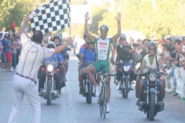El zondino Oscar Villalobo se adjudicó la Vuelta de Valle Fértil