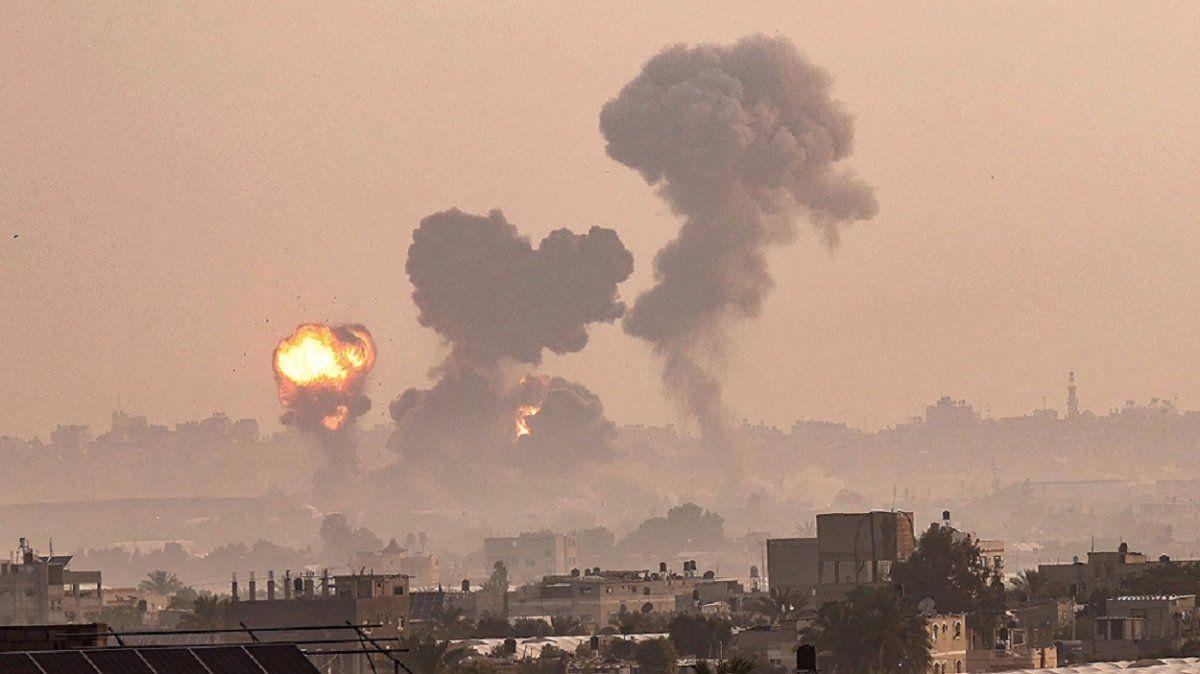 Israel lanza nuevo ataque a Franja de Gaza