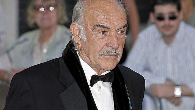 A los 90 años, murió el actor escocés Sean Connery