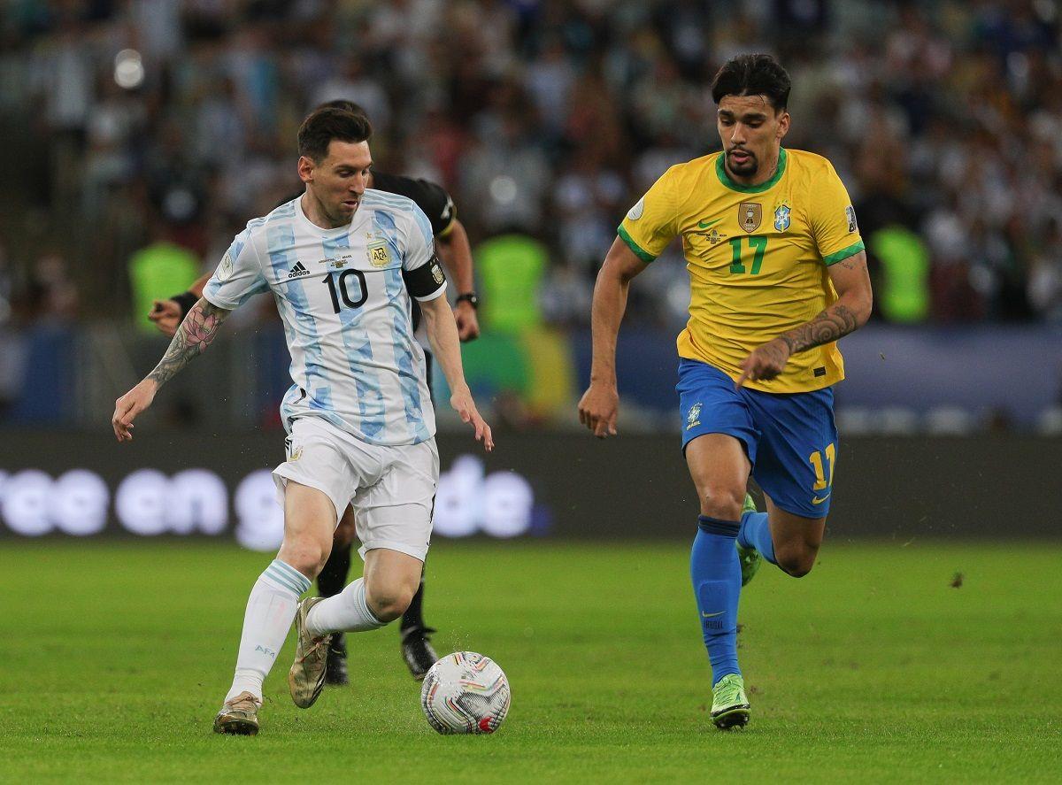 En VIVO: Argentina gana 1 a 0 a Brasil en el Maracaná