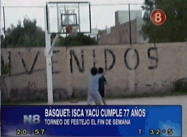Isca Yacú cumple 77 años y los festeja en medio de la crisis
