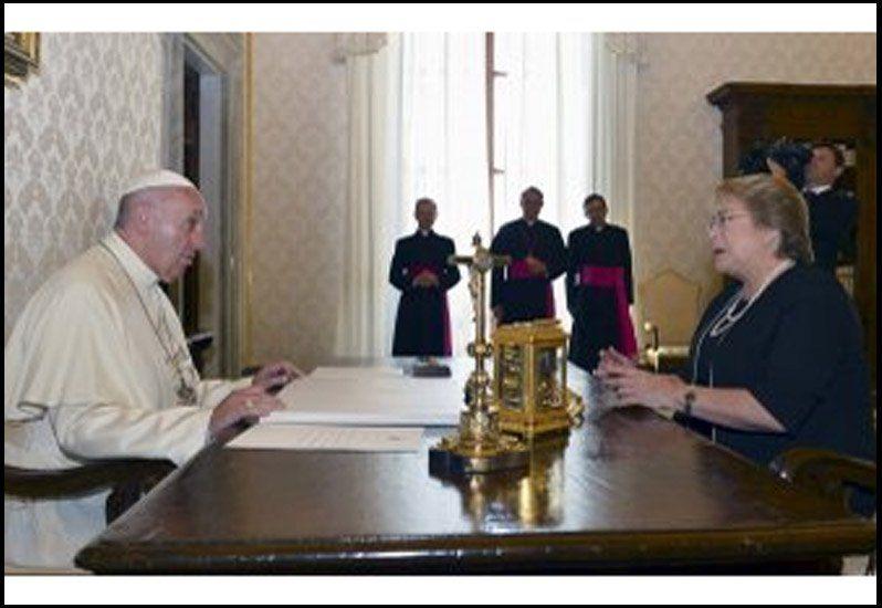 El Papa Francisco confirmó que en 2016 visitará Argentina, Chile y Uruguay