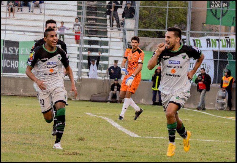 San Martín tiene equipo y suplentes confirmados para recibir a Defensa