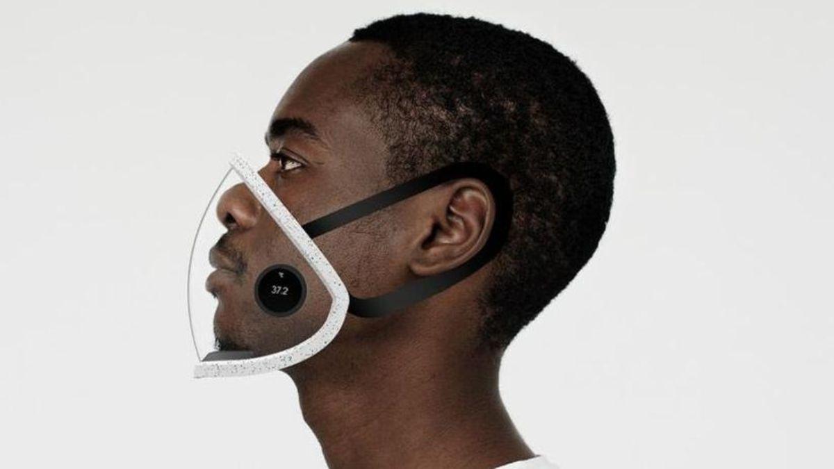 Un barbijo inteligente detecta asintomáticos con COVID-19