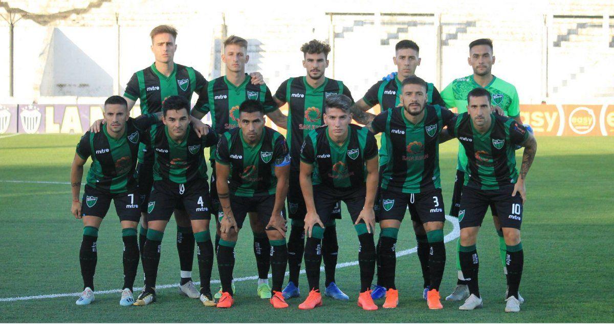 San Martín jugará su primer partido de la temporada ante San Martín de Tucumán.