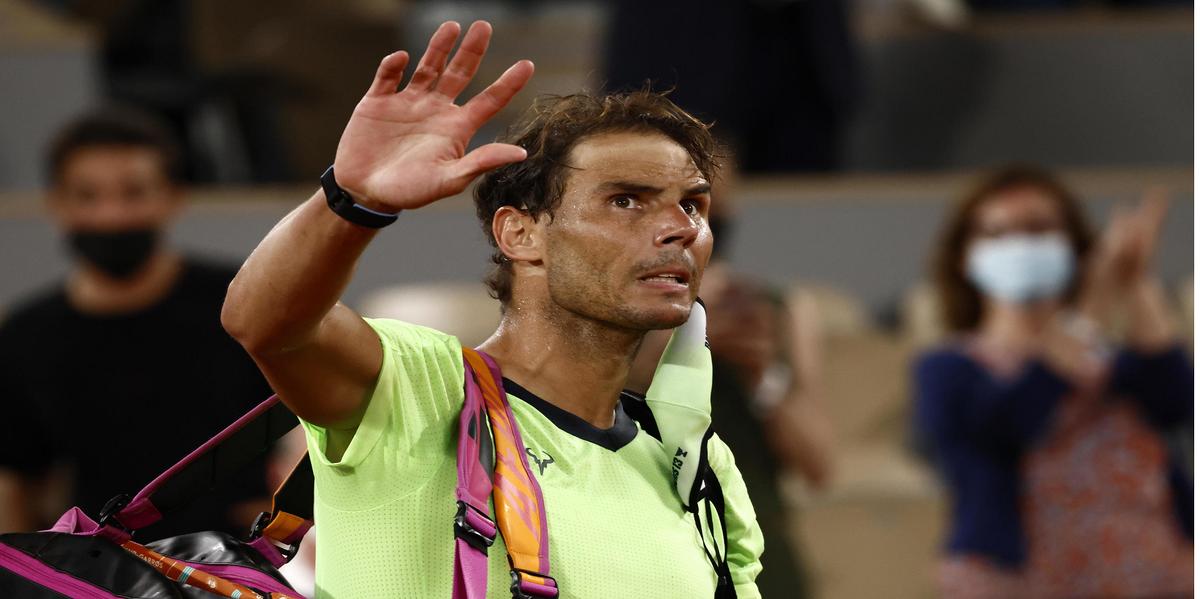 Rafa Nadal cae del top 3 y Pella sale de los 100 primeros lugares del ranking