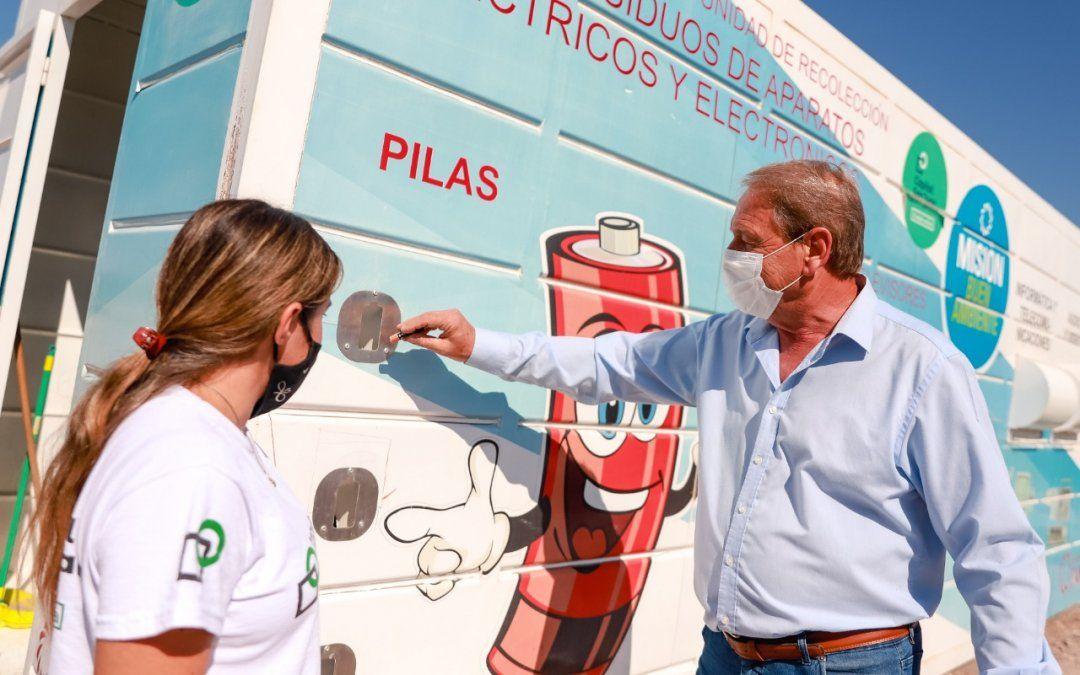Capital reciclará por un mes basura electrónica en Barrio Manantial