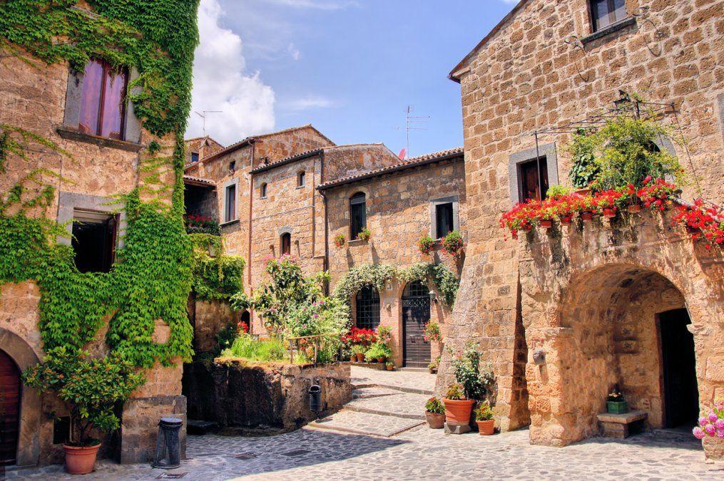 Una región de Italia ofrece 25 mil euros a quien quiera mudarse allí