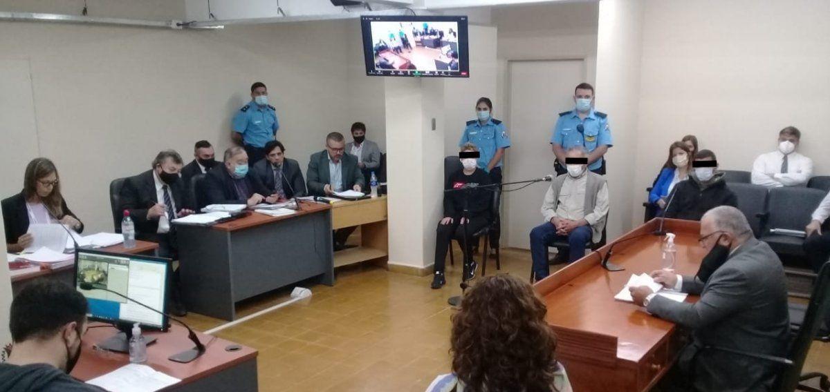 El juez fijó 15 días de prisión preventiva para Galván y Cassab