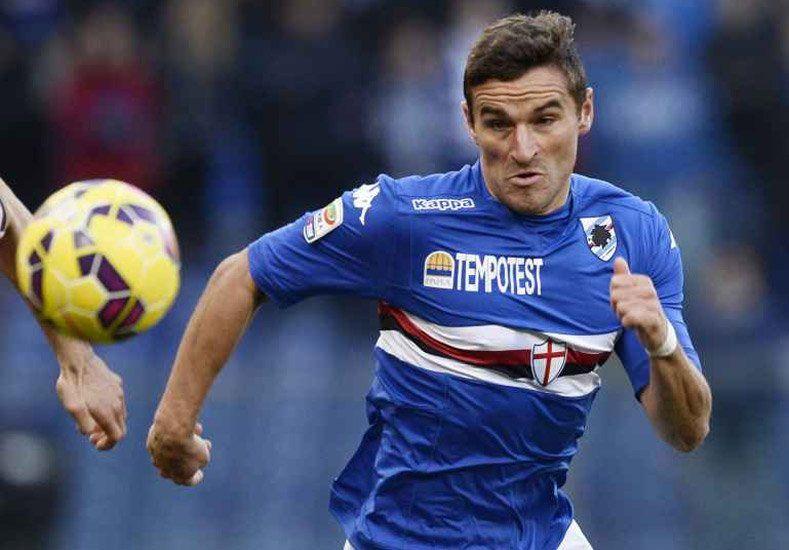 Bergessio rescindió con Sampdoria y dos grandes se pelean por contratarlo