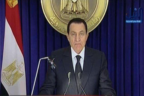 Tras las protestas, el presidente egipcio anunció que cambiará el gabinete, pero él no renunciará